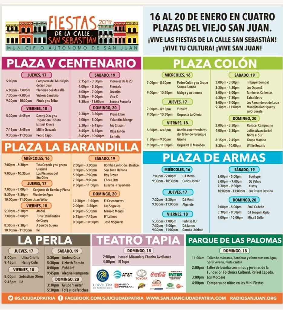 Fiestasdelacallesansebastian2019